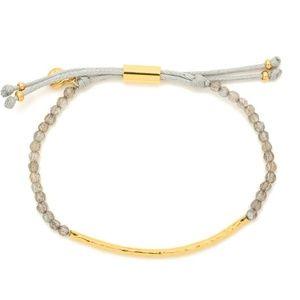 Gorjana laboradorite gemstone bracelet